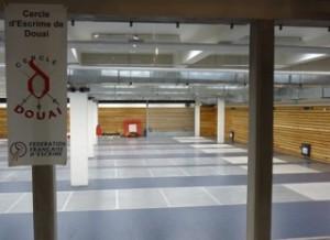 La Salle D Armes Le Manege Cercle D Escrime De Douai